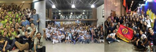 Comunidades  e Educação: MEJ, Techstars, Rapadura Valley, Inova Professor e Unifametro