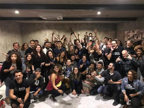 Minha história com comunidades: ZeroOnze, Silicon Drinkabout e Distrito